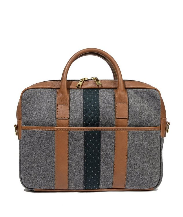 Wool Briefcase  picture 3