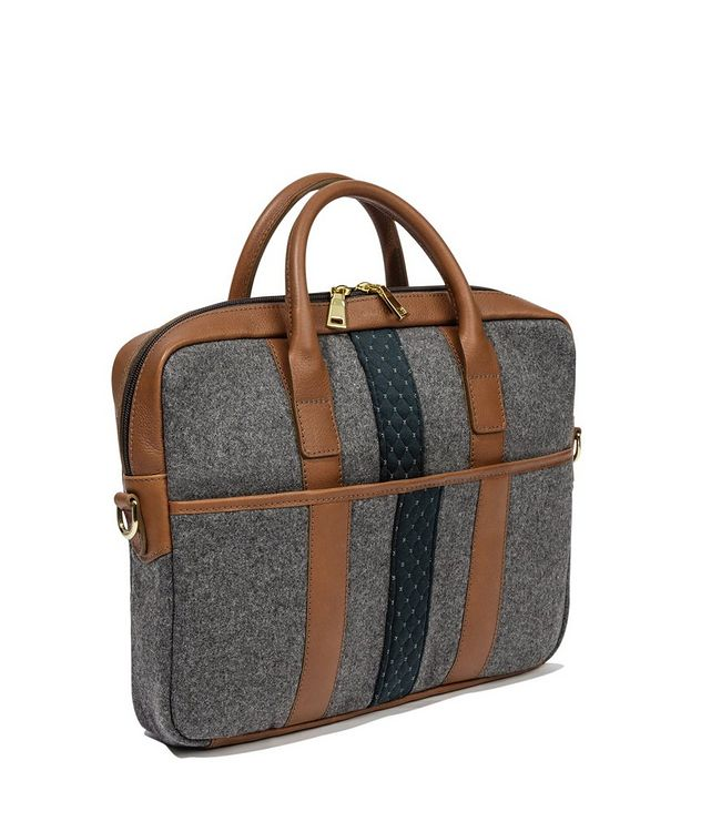 Wool Briefcase  picture 1