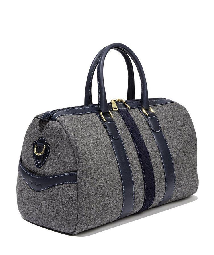Wool Weekender Bag  image 0