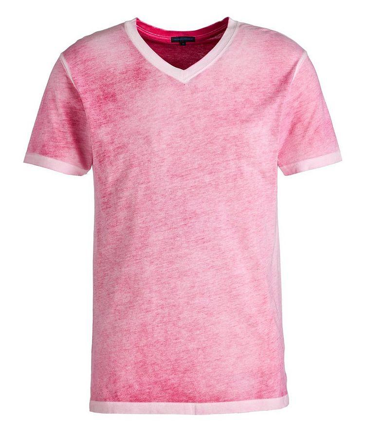 Washed Pima Cotton T-Shirt image 0