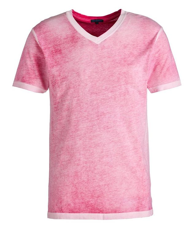 Washed Pima Cotton T-Shirt picture 1