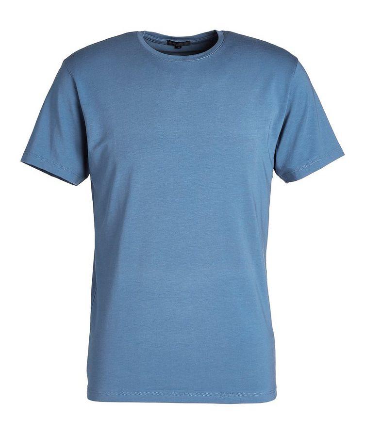 Stretch-Cotton T-Shirt image 0