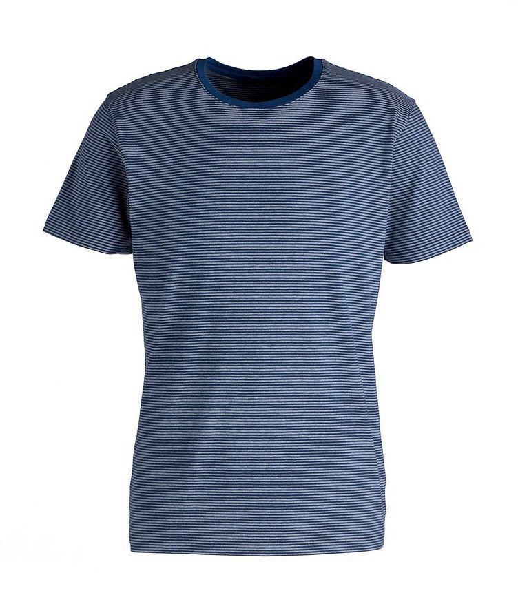 Stretch Pima Cotton T-Shirt image 0