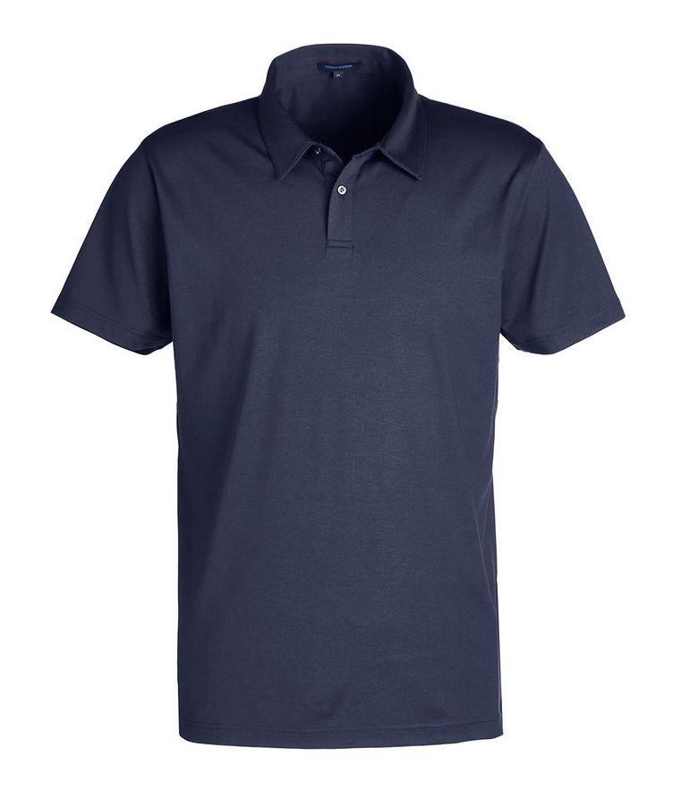 Silk-Cotton Polo image 0