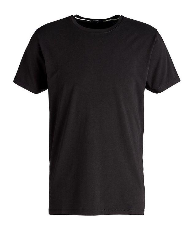 Stretch Pima Cotton T-Shirt picture 1