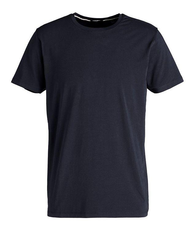 T-shirt en coton pima extensible picture 1