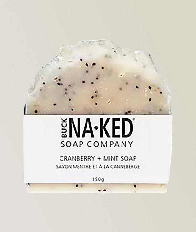 Cranberry + Mint Soap picture 1