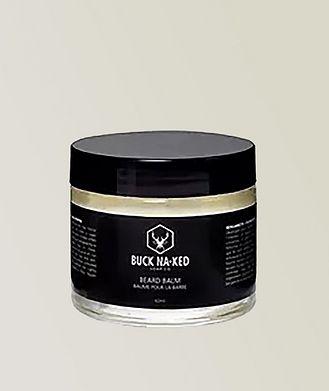 Buck Naked Soap Bergamot + Black Pepper Beard Balm