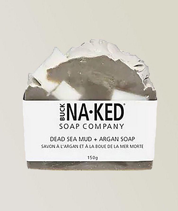 Dead Sea Mud + Argan Soap image 0