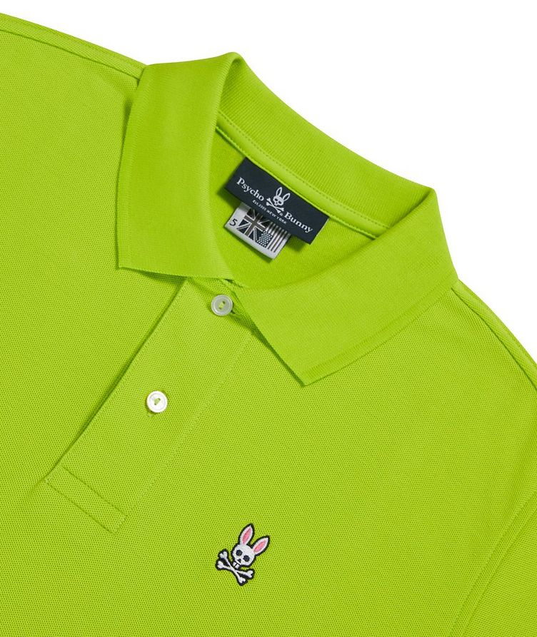 Cotton Piqué Polo image 1