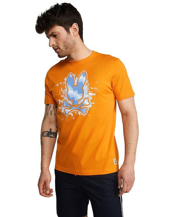 Drayton Printed Cotton T-Shirt picture 3