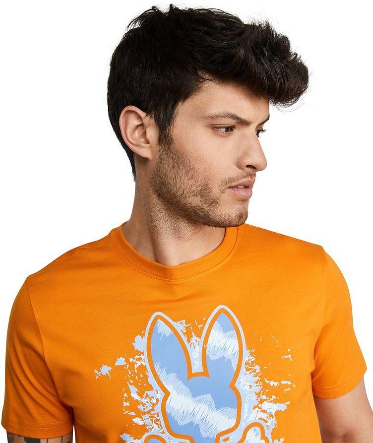 Drayton Printed Cotton T-Shirt image 3