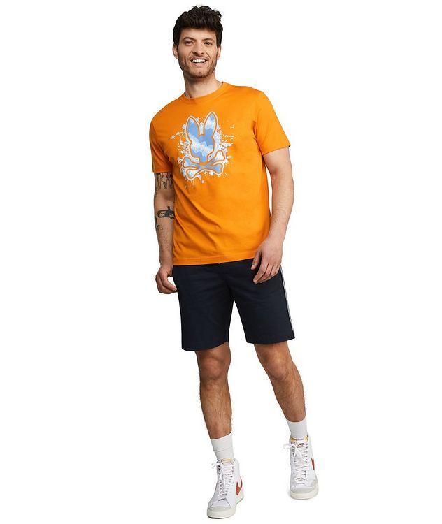 Drayton Printed Cotton T-Shirt picture 5