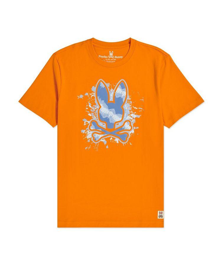 Drayton Printed Cotton T-Shirt image 0