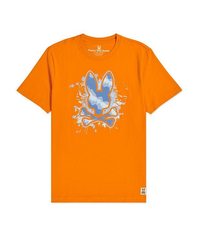 Drayton Printed Cotton T-Shirt picture 1