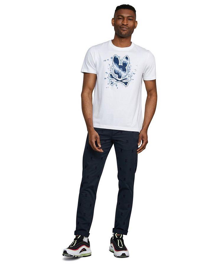 Drayton Printed Cotton T-Shirt image 4