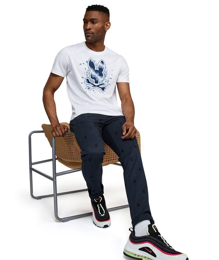 Drayton Printed Cotton T-Shirt image 5