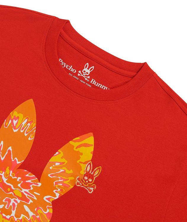 Cranwich Printed Cotton T-Shirt picture 2