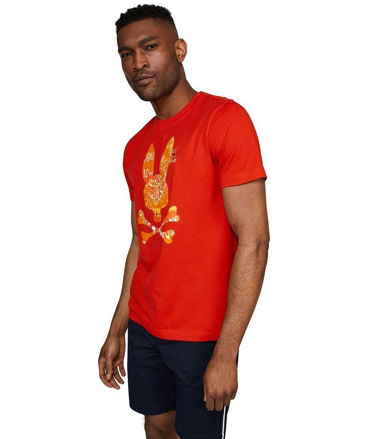 Cranwich Printed Cotton T-Shirt image 2