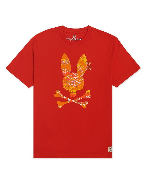 Cranwich Printed Cotton T-Shirt picture 1