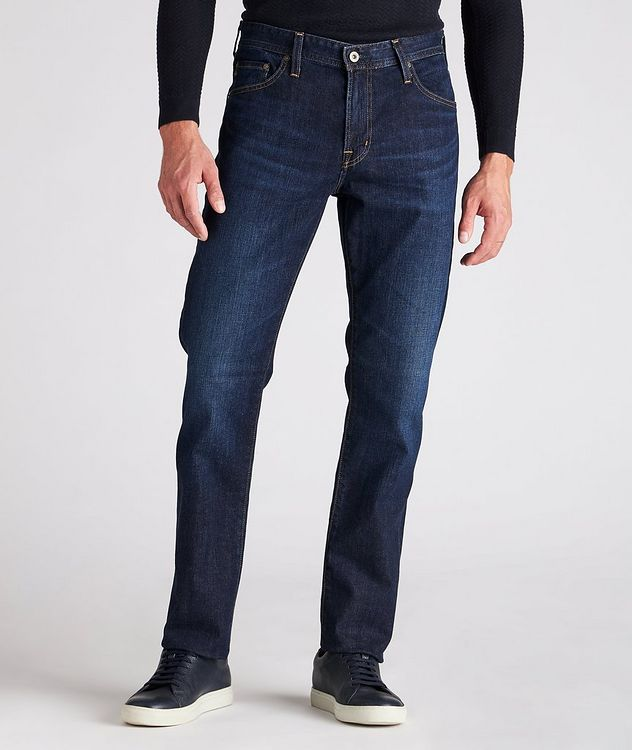 Everett Slim Straight Fit Jeans picture 2