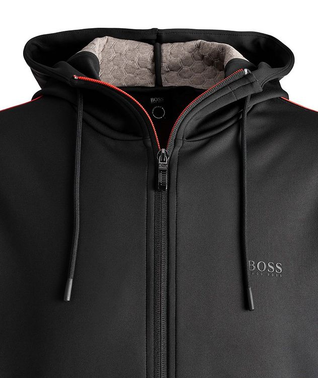 Savel Zip-Up Technical Hoodie picture 3