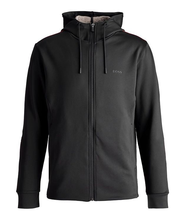 Savel Zip-Up Technical Hoodie picture 1