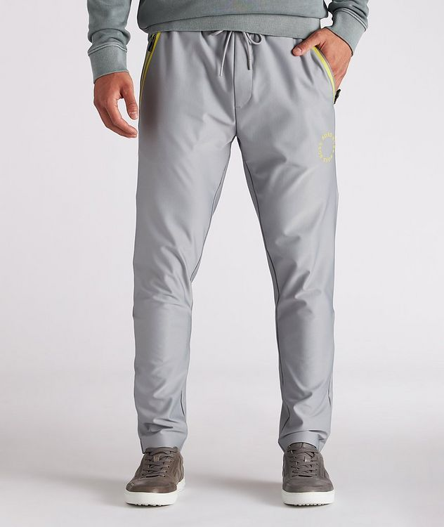S.Cafe Drawstring Joggers picture 2