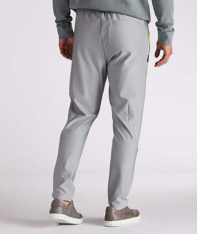 S.Cafe Drawstring Joggers picture 3