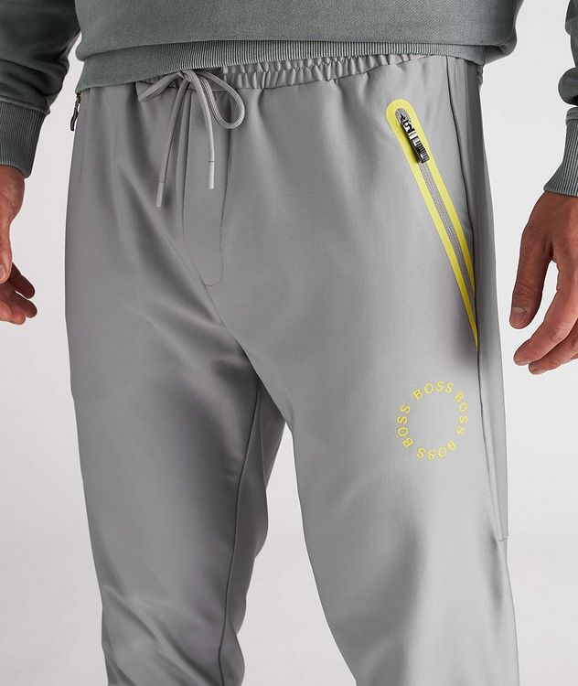 S.Cafe Drawstring Joggers picture 4