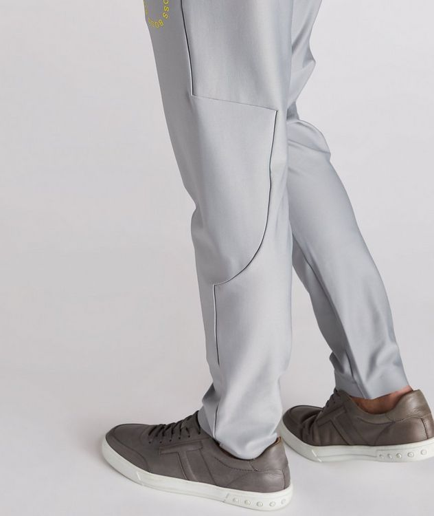 S.Cafe Drawstring Joggers picture 5