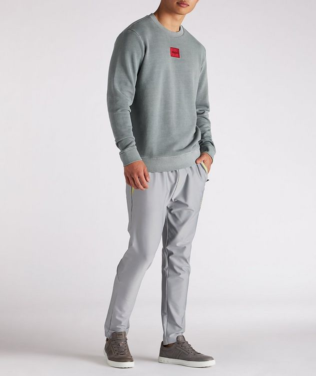 S.Cafe Drawstring Joggers picture 6