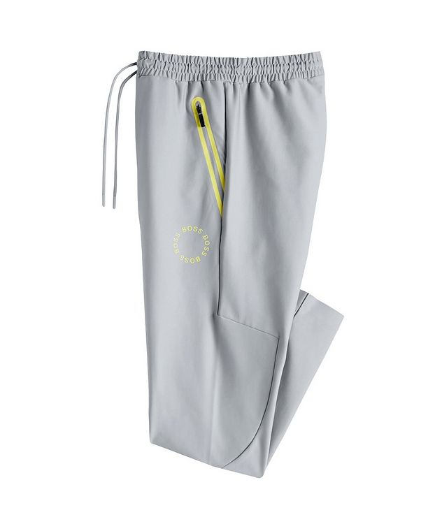 S.Cafe Drawstring Joggers picture 1