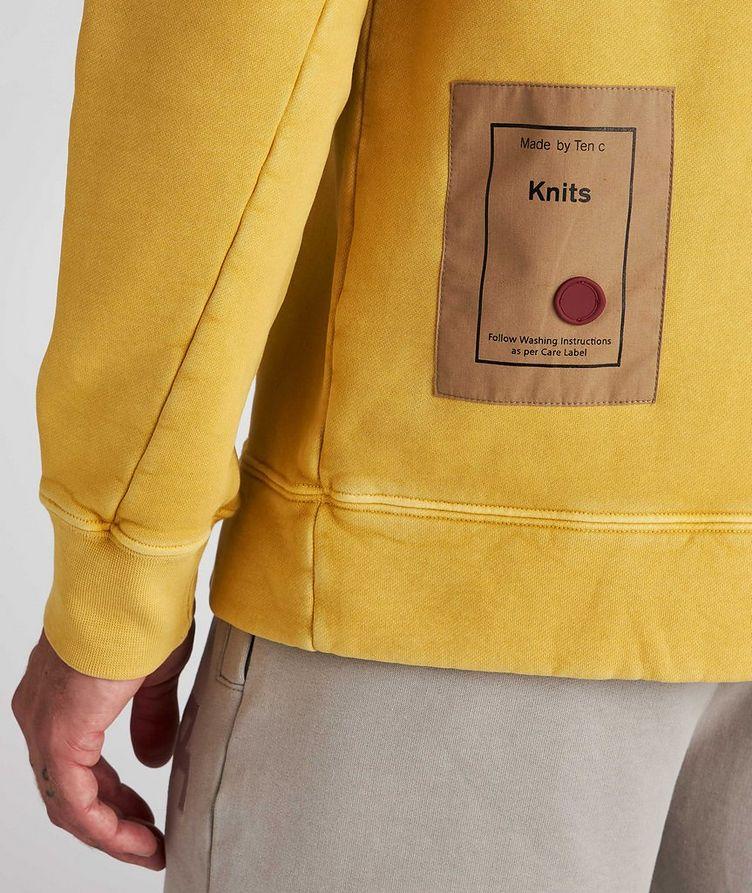 Garment Dyed Cotton Sweatshirt image 3