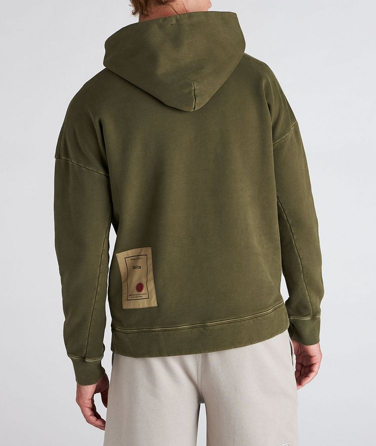 Army Green Oversized Hoodie image 2