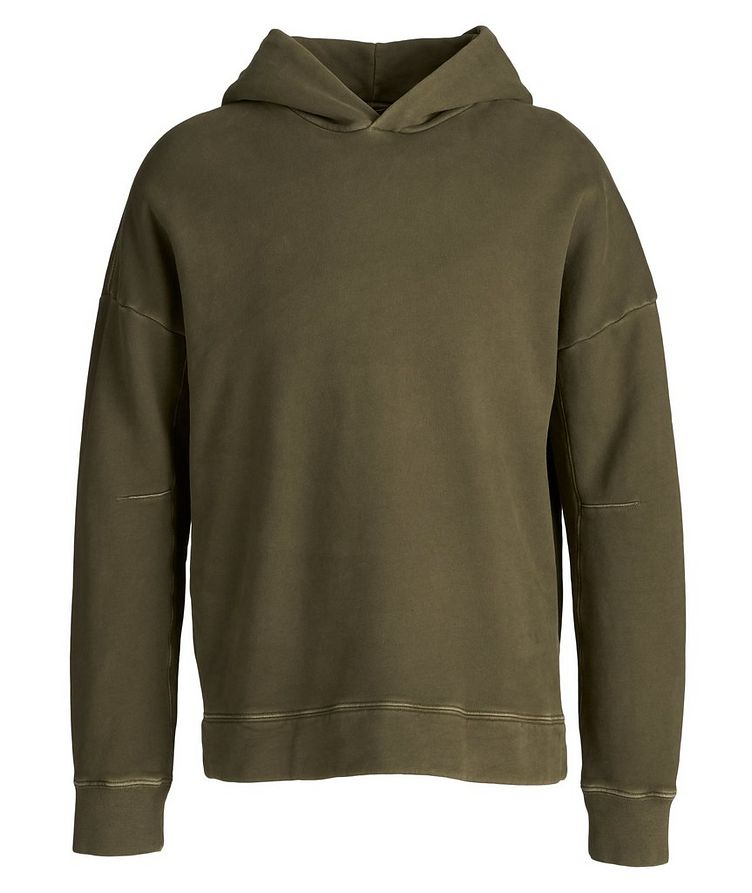 Army Green Oversized Hoodie image 0