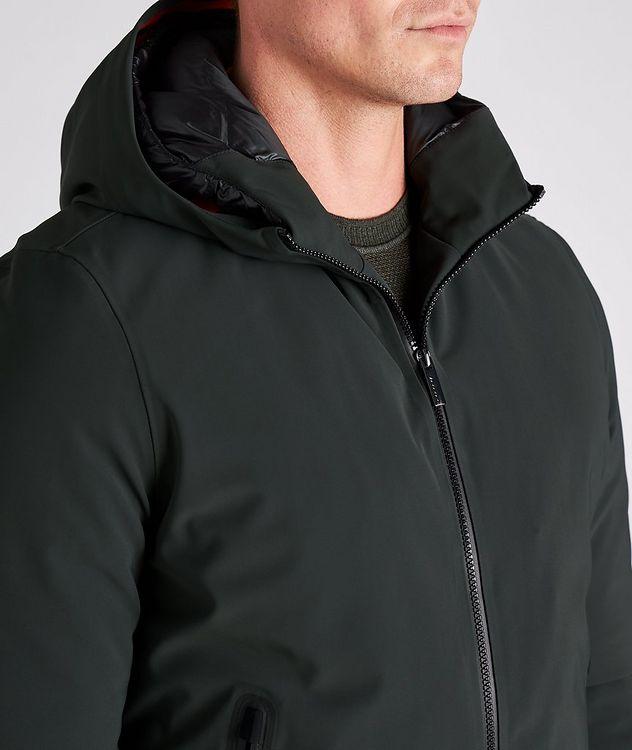 Winter Light Storm Waterproof Down Coat picture 4