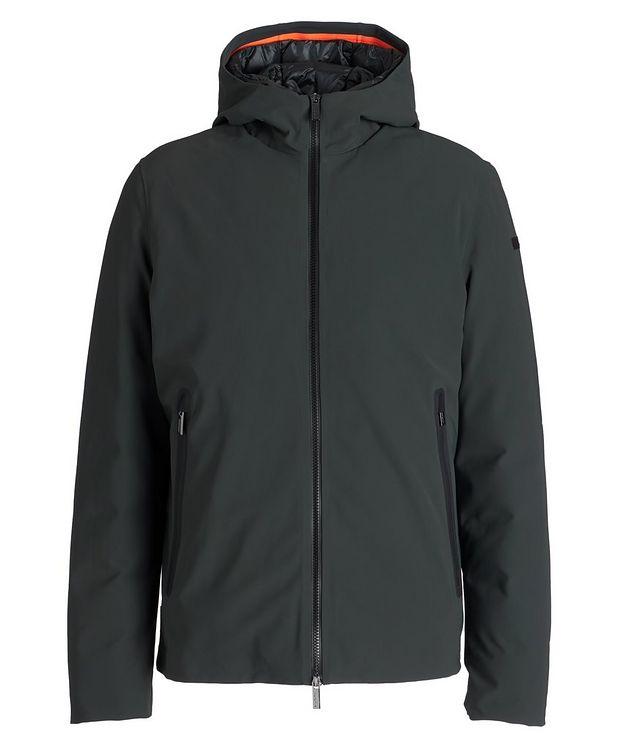 Winter Light Storm Waterproof Down Coat picture 1