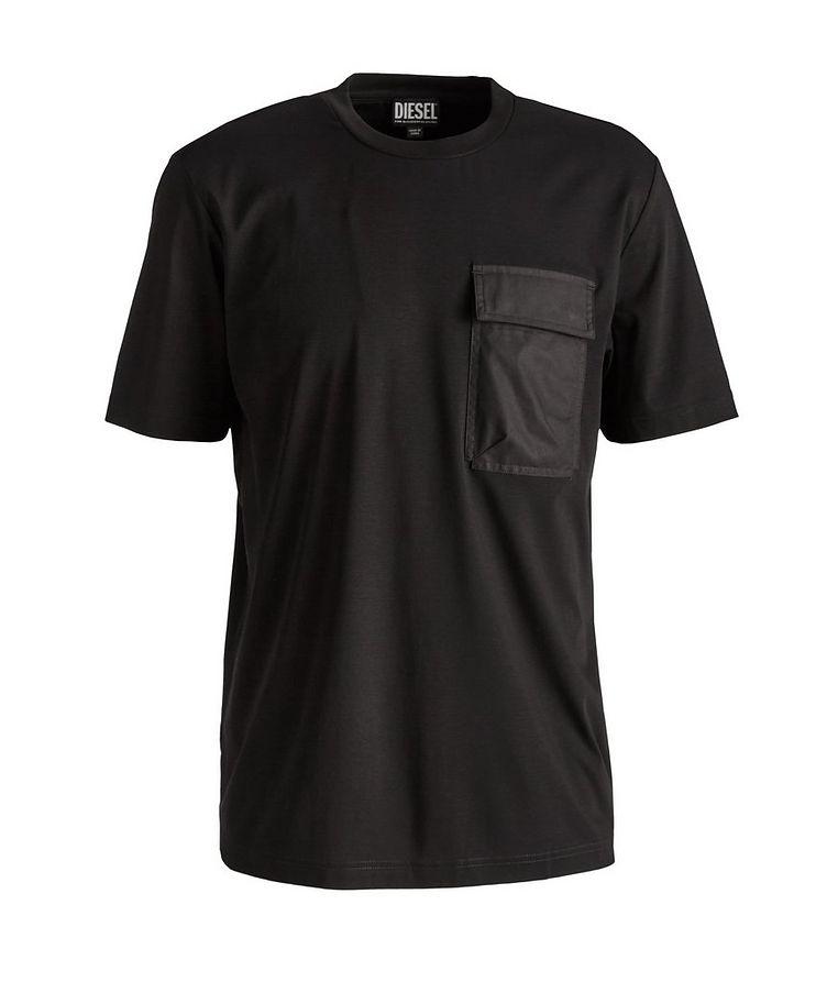 Chest Pocket Cotton T-Shirt image 0