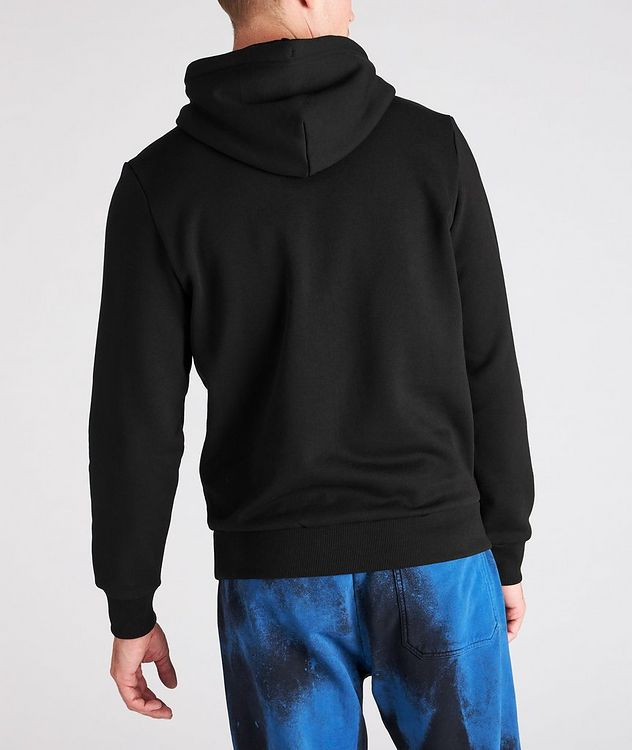 Printed Logo Cotton-Blend Hoodie picture 3