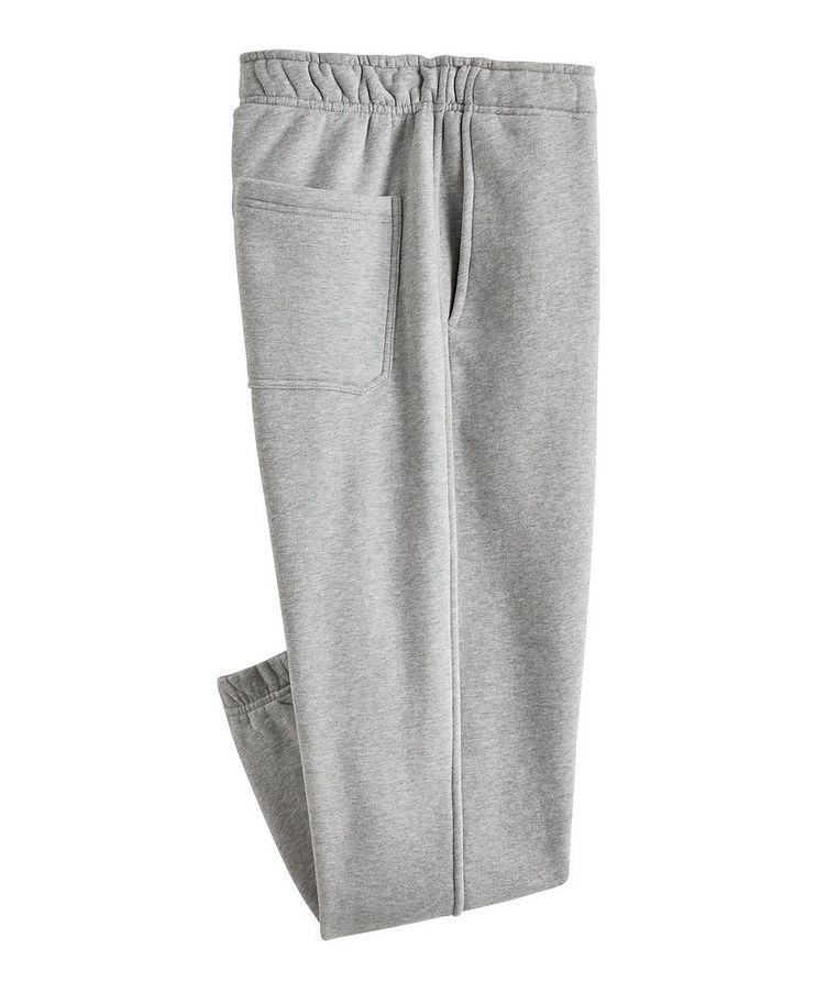 DSL Wave Patch Cotton-Blend Sweatpants  image 0