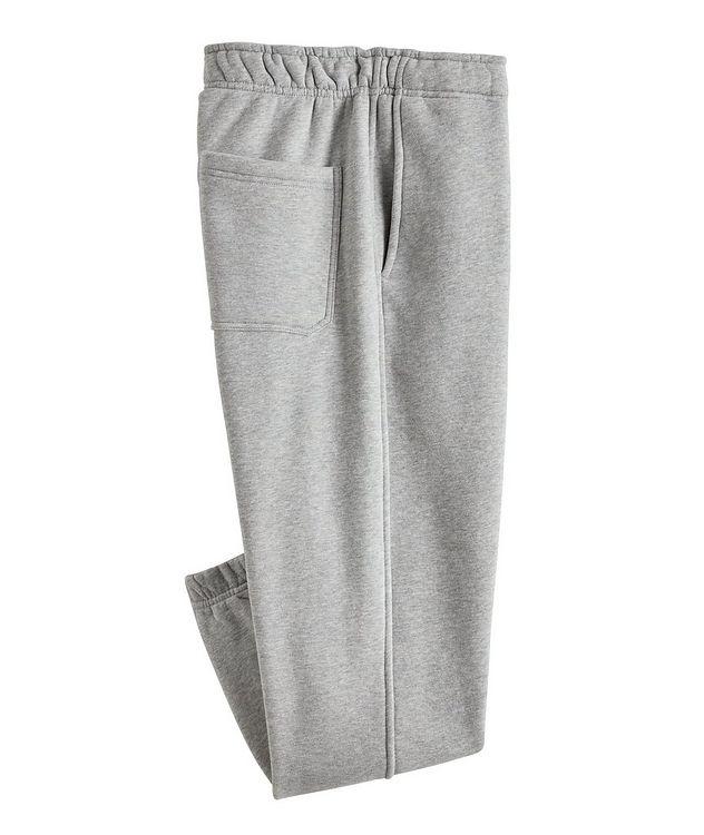 DSL Wave Patch Cotton-Blend Sweatpants  picture 1