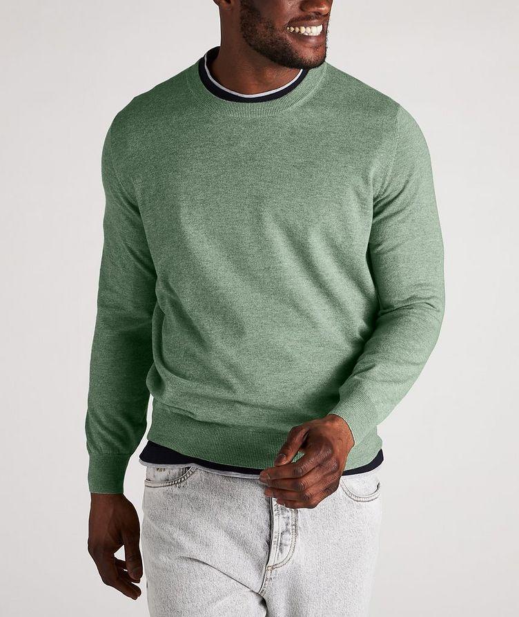 Cashmere Crew Neck Sweater image 1