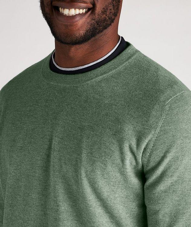 Cashmere Crew Neck Sweater picture 4