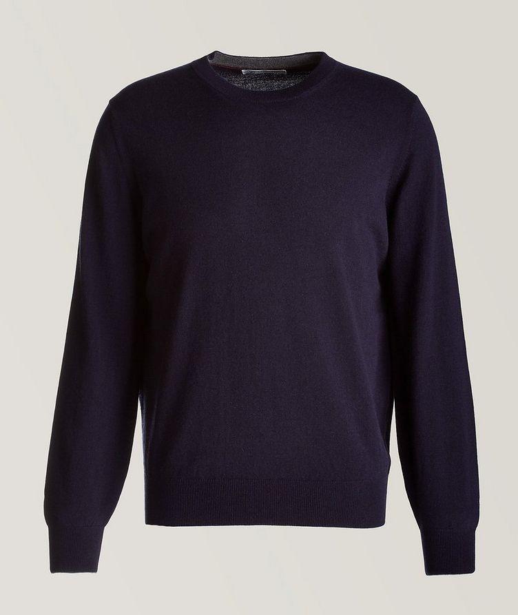 Cashmere Crew Neck Sweater image 0