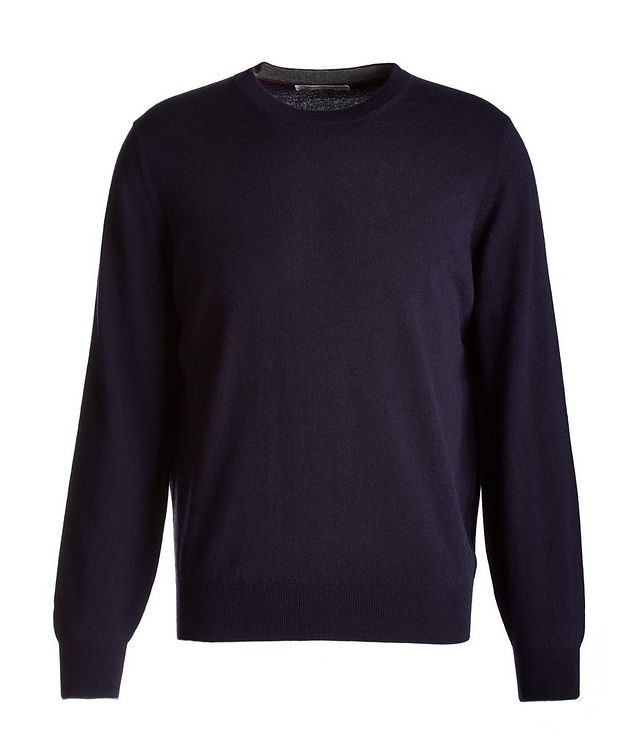 Cashmere Crew Neck Sweater picture 1