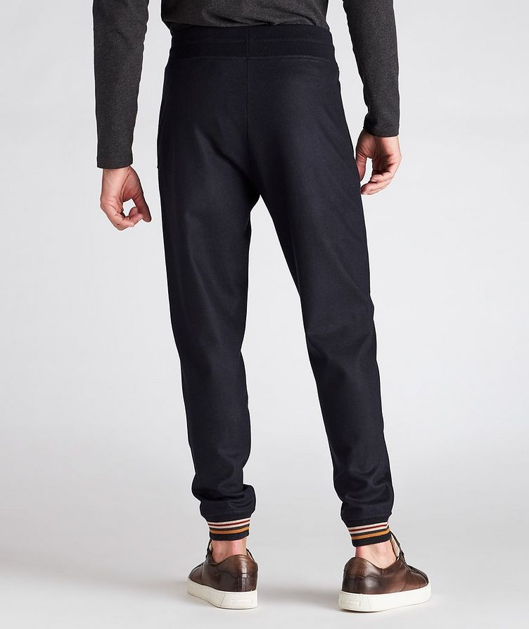 Cashmere Knit Track Pants image 2