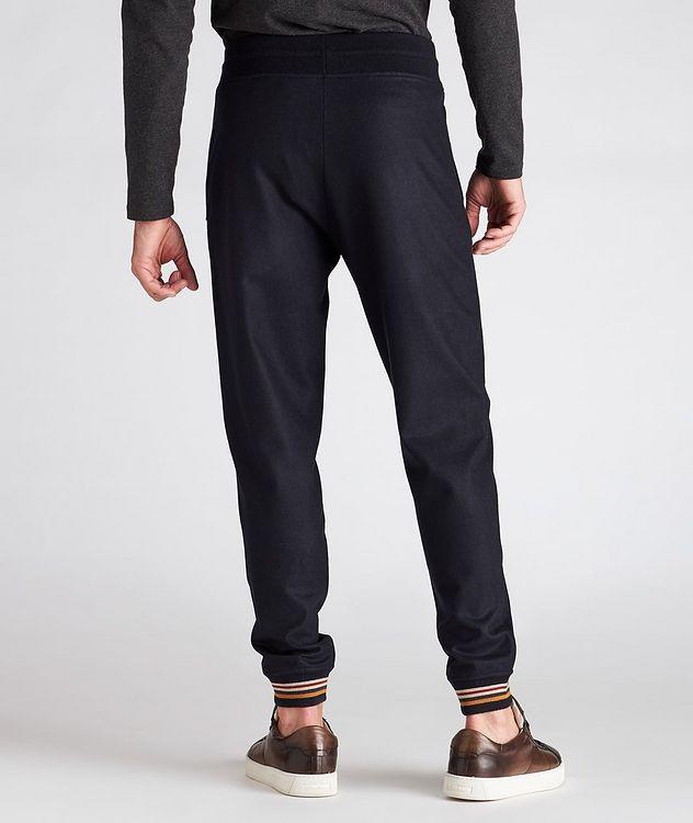 Cashmere Knit Track Pants picture 3