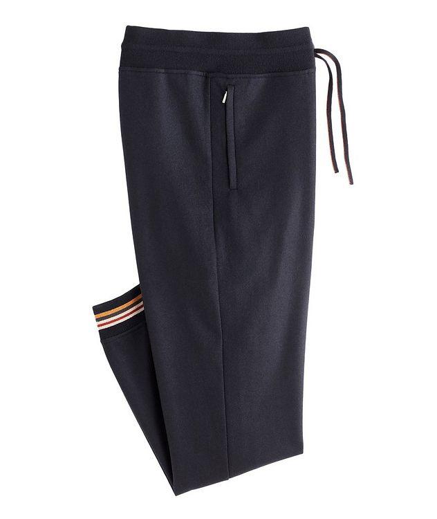 Cashmere Knit Track Pants picture 1