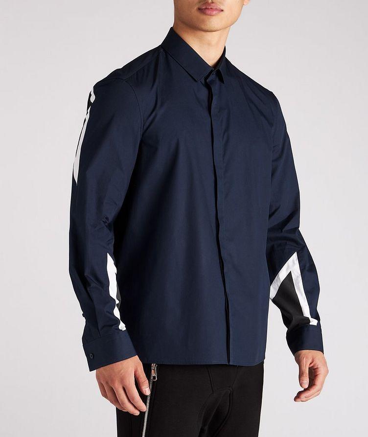 Modernist Thunderbolt Cotton Sport Shirt image 1